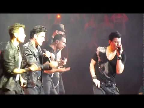 [HD] NKOTBSB - The Right Stuff - Toronto Air Canada Centre ACC - June 8 2011