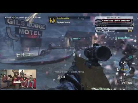 news: Call of Duty: Ghosts (Extinction) - Developing the Gamemode - IGN Live