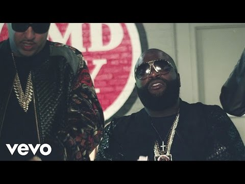 Rick Ross - What A Shame (Explicit) ft. French Montana