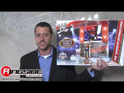 Wwe Toy Entrance Stages Action Figures Bizrate