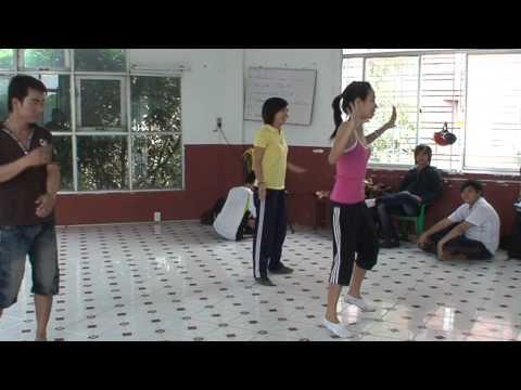 aerobic Búp bê cổ tích