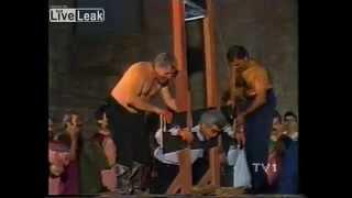 Man Gets Beheaded