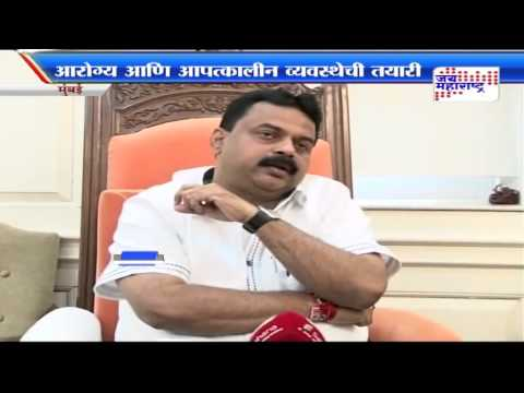 BMC ready for monsoons in Mumbai - Sunil Prabhu
