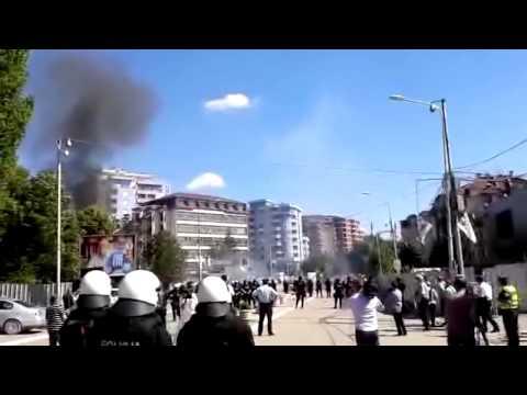 Mitrovica protest