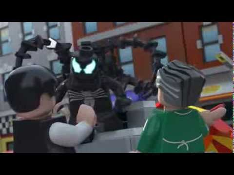 LEGO MARVEL Super Heroes: Maximum Overload - Episode 2