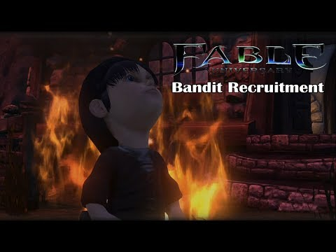 Fable Anniversary Part 7 - Bandit Recruitment