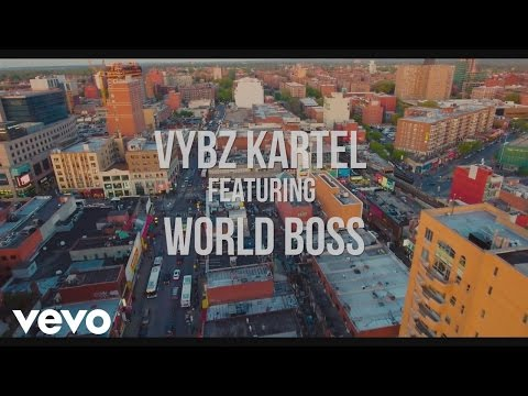 Vybz Kartel ft. Worl Boss - Ive Been In Love With You