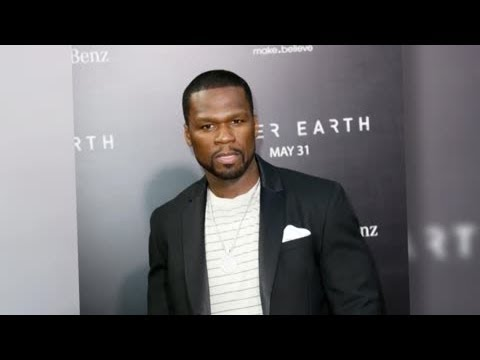 50 Cent to Executive Produce New Drama on Starz - Splash News