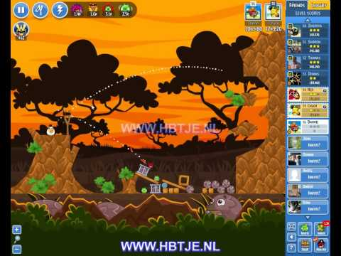 Angry Birds Friends Tournament Level 4 Week 131 (tournament 4) no power-ups