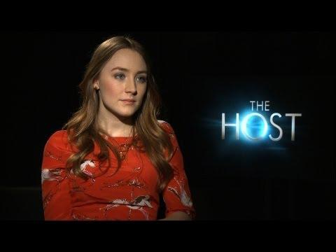 'The Host' Saoirse Ronan Interview