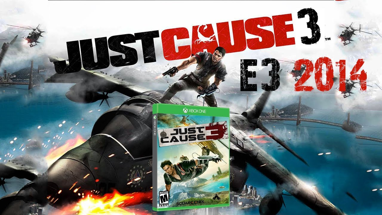 Just cause 3 release date in Australia