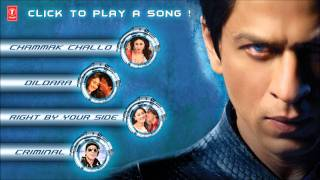Ra.one Audio Jukebox