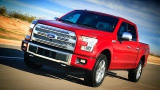 2015 Ford F-150 First Look- Edmunds.com