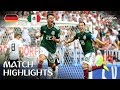 Germany v Mexico 2018 FIFA World Cup Russia Match 11