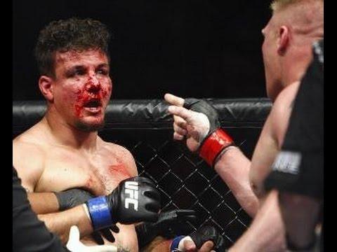 Frank Mir vs Brock Lesnar FULL FIGHT - UFC HeaVyweight Championship