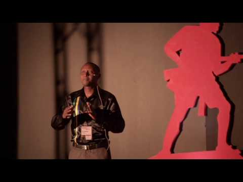 The starting point for change | Askwar Hilonga | TEDxIlala