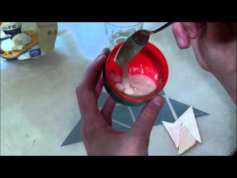 Cómo hacer tu propio pegamento. (1080p)