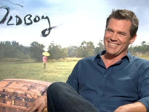 Josh Brolin Talks 'Oldboy,' Working with Spike Lee, and Eating Dumplings