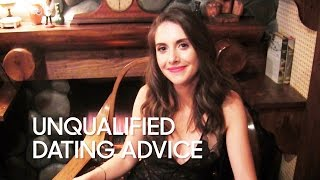 Alison Brie Farting and Dating Advice