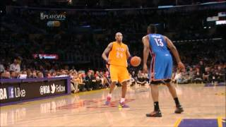 [HD] Kobe Bryant 38 Points Vs Oklahoma Cirty Thunder [R2G4