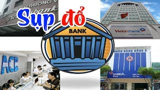 Cảnh báo: Hệ thống ngân hàng có nguy cơ sụp đổ khi hàng loạt ngân hàng nước ngoài bất ngờ rút vốn