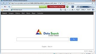 Como Desinstalar Delta Search,Ask,etc De Nuestro PC