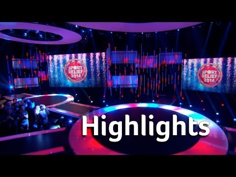 Highlights from the biggest, best and most successful Sport Relief ever | Sport Relief 2014