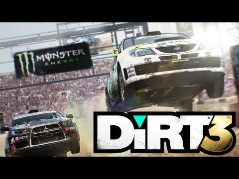 DiRT 3 - Gameplay [HD] -6BwrVAPnirY