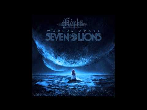 Seven Lions feat. Kerli - Worlds Apart (Cover Art)
