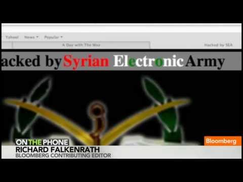 Times Hacked: Who Is the Syrian Electronic Army?