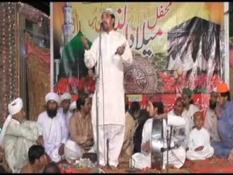mehfil naat  foji jahangeer house no 215 labour colony sahiwal part 9