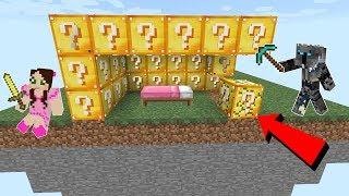 Minecraft: LUCKY BLOCK BEDWARS! - Modded Mini-Game