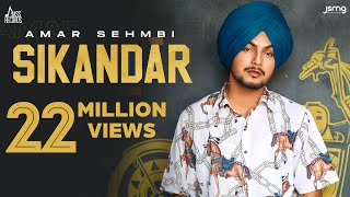 Sikandar Amar Sehmbi Video HD Download New Video HD
