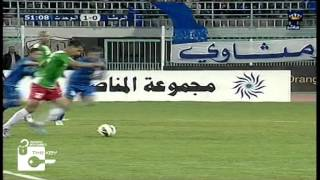 Motaz Salhani Scores Amazing Goal off his Heel