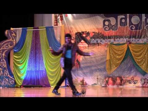 Vaaradhi Dasara & Deepavali Event 2015 - Abhi Bumper Dance performance
