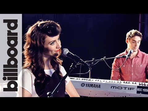 "Karmin - ""Pumped Up Kicks"" LIVE (Billboard Exclusive!)"