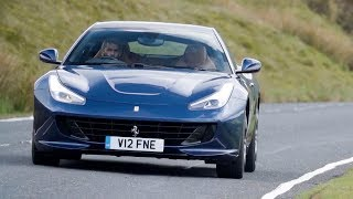 Ferrari GTC4Lusso - Chris Harris Drives - Top Gear. Watch online.