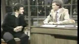 Beatles Drummer Pete Best On David Letterman (Part 2