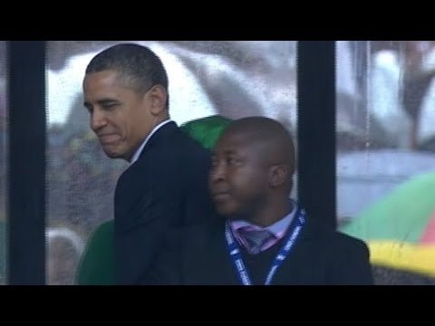 Nelson Mandela Memorial Service Signer's Mental Health Questioned