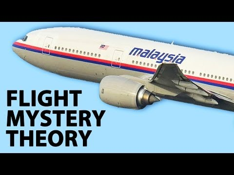 MYSTERY THEORY: Malaysia Airlines Flight 370