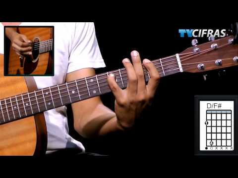 Charlie Brown Jr - Te Levar - Aula de violão - TV Cifras