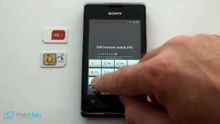 Sony Xperia E dekodiranje pomoću koda