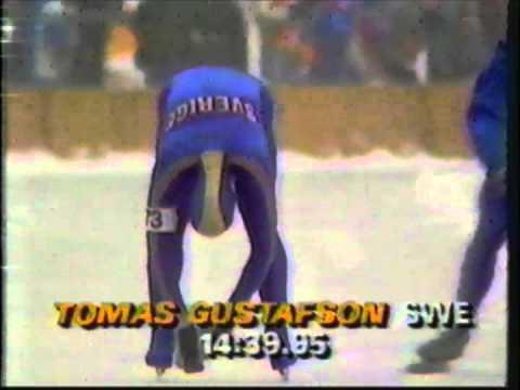 1984 Winter Olympics – Men's 10000 Meter Speed Skating Part 2