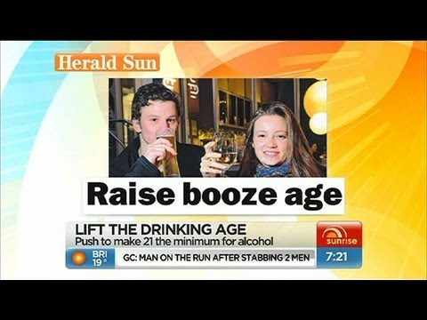 should the drinking age be raised to 21
