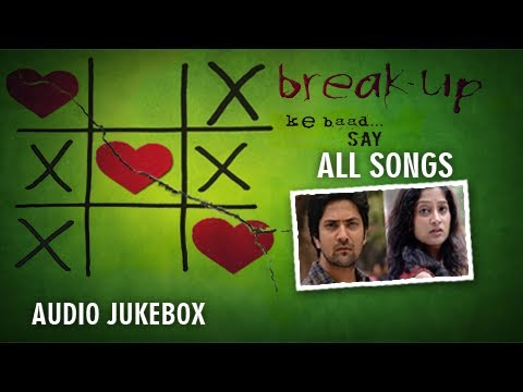Break Up Ke Baad - All Songs - SAY Band - Audio Jukebox - Aniket Vishwasrao - Marathi Album Songs