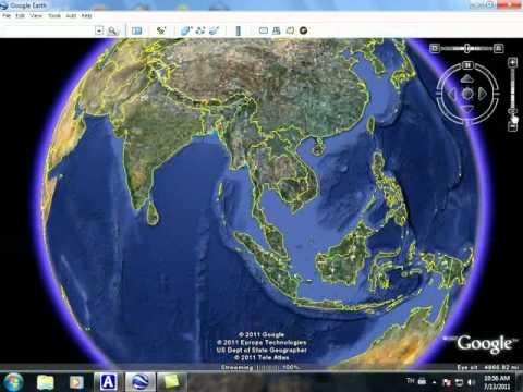 การใช้ Google Earth บรรยายไทย.mp4