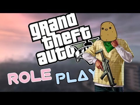 Mission: Rescue Rawsome | GTA5 RP Potato Funny Moments