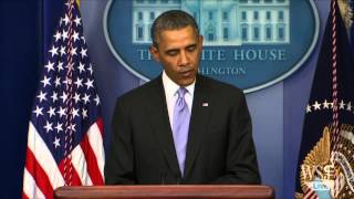 Obama: U.S. Stands by Ukrainian People