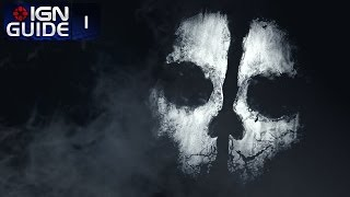 Call Of Duty: Ghosts PS4 Walkthrough Ghost Stories (Part