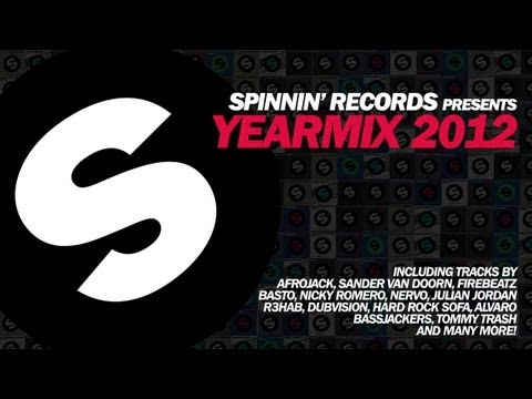 Spinnin' Records Presents Yearmix 2012
